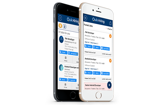Job Seekers App